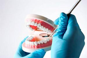 Фото протеза зубов в Подольске